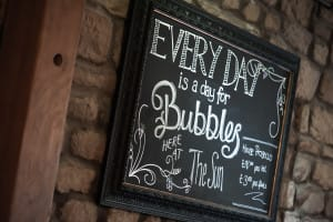 Every day is a day for BUBBLES!