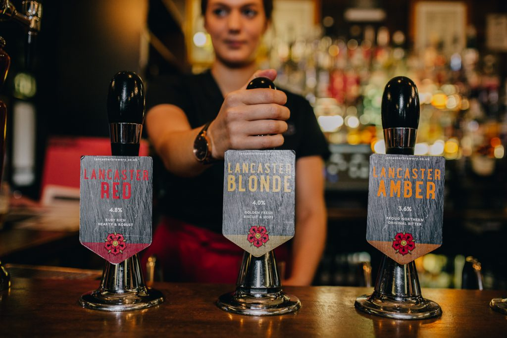 Lancaster Brewery Craft Beer - Bar in Lancaster - The Sun Hotel & Bar